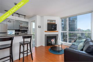 "Photo 1: 1106 1068 HORNBY Street in Vancouver: Downtown VW Condo for sale in ""The Canadian at Wall Centre"" (Vancouver West)  : MLS®# R2485432"