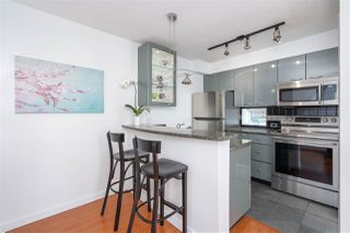 "Photo 6: 1106 1068 HORNBY Street in Vancouver: Downtown VW Condo for sale in ""The Canadian at Wall Centre"" (Vancouver West)  : MLS®# R2485432"