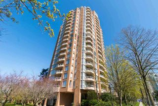 Main Photo: 805 4689 HAZEL Street in Burnaby: Forest Glen BS Condo for sale (Burnaby South)  : MLS®# R2509501