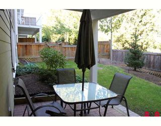 "Photo 9: 25 6110 138TH Street in Surrey: Sullivan Station Townhouse for sale in ""SENECA WOODS"" : MLS®# F2922204"