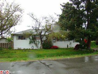 Main Photo: 7863 119 Street in Delta: Scottsdale House for sale (N. Delta)  : MLS®# F1012971