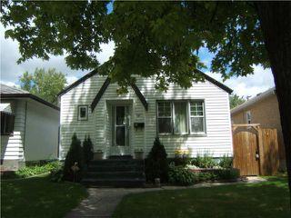 Photo 1: 421 OTTAWA Avenue in WINNIPEG: East Kildonan Residential for sale (North East Winnipeg)  : MLS®# 1013600