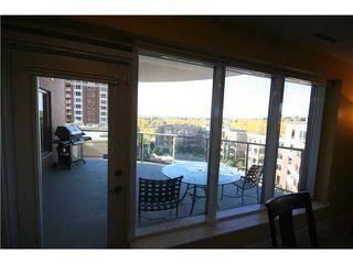 Photo 16: 602 600 PRINCETON Way SW in CALGARY: Eau Claire Condo for sale (Calgary)  : MLS®# C3447192