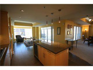 Photo 9: 602 600 PRINCETON Way SW in CALGARY: Eau Claire Condo for sale (Calgary)  : MLS®# C3447192