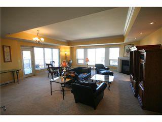 Photo 4: 602 600 PRINCETON Way SW in CALGARY: Eau Claire Condo for sale (Calgary)  : MLS®# C3447192