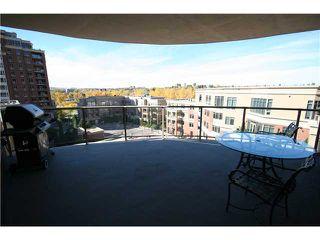Photo 17: 602 600 PRINCETON Way SW in CALGARY: Eau Claire Condo for sale (Calgary)  : MLS®# C3447192