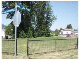 Photo 2: WILLOW CR in Squamish: Garibaldi Estates Land for sale : MLS®# V747447