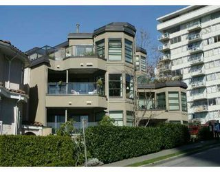 "Photo 1: 211 1106 PACIFIC Street in Vancouver: West End VW Condo for sale in ""WESTGATE LANDING"" (Vancouver West)  : MLS®# V755168"