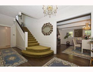 Photo 3: 4469 ANGUS Drive in Vancouver: Shaughnessy House for sale (Vancouver West)  : MLS®# V760883