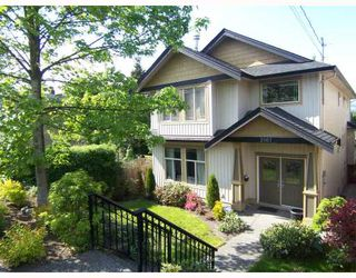 Photo 1: 2161 PITT RIVER Road in Port_Coquitlam: Central Pt Coquitlam House for sale (Port Coquitlam)  : MLS®# V768687