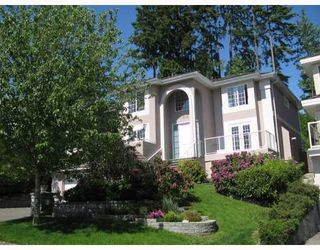 Main Photo: 210 PARKSIDE Drive in Port_Moody: Heritage Mountain House for sale (Port Moody)  : MLS®# V768821