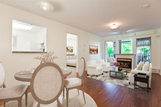 """Photo 2: 301 1190 EASTWOOD Street in Coquitlam: North Coquitlam Condo for sale in """"LAKESIDE TERRACE"""" : MLS®# R2407650"""
