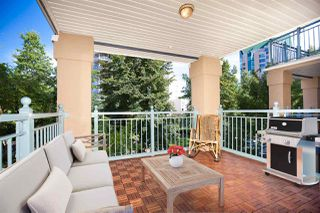 """Photo 4: 301 1190 EASTWOOD Street in Coquitlam: North Coquitlam Condo for sale in """"LAKESIDE TERRACE"""" : MLS®# R2407650"""
