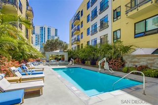 Photo 1: DOWNTOWN Condo for sale : 1 bedrooms : 889 Date St #203 in San Diego