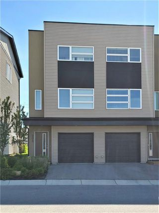 Main Photo: 208 COVECREEK Circle NE in Calgary: Coventry Hills Row/Townhouse for sale : MLS®# C4301861