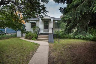 Main Photo: 12235 104 Street NW in Edmonton: Zone 08 House for sale : MLS®# E4202000