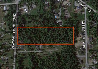 Photo 1: 9756 DEWDNEY TRUNK Road in Mission: Mission BC Land for sale : MLS®# R2471145