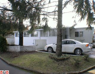 "Photo 1: 24 9080 198TH Street in Langley: Walnut Grove Manufactured Home for sale in ""FOREST GREEN ESTATES"" : MLS®# F1003077"