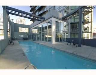 """Photo 8: 1607 501 PACIFIC Street in Vancouver: Downtown VW Condo for sale in """"THE 501"""" (Vancouver West)  : MLS®# V812585"""