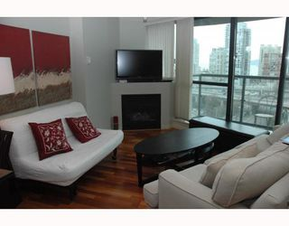 """Photo 5: 1607 501 PACIFIC Street in Vancouver: Downtown VW Condo for sale in """"THE 501"""" (Vancouver West)  : MLS®# V812585"""