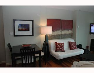 """Photo 6: 1607 501 PACIFIC Street in Vancouver: Downtown VW Condo for sale in """"THE 501"""" (Vancouver West)  : MLS®# V812585"""