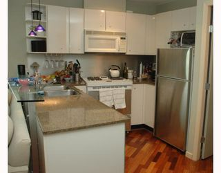 """Photo 3: 1607 501 PACIFIC Street in Vancouver: Downtown VW Condo for sale in """"THE 501"""" (Vancouver West)  : MLS®# V812585"""