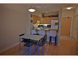 "Photo 4: 116 808 SANGSTER Place in New Westminster: The Heights NW Condo for sale in ""THE BROCKTON"" : MLS®# V814914"
