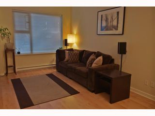 "Photo 2: 116 808 SANGSTER Place in New Westminster: The Heights NW Condo for sale in ""THE BROCKTON"" : MLS®# V814914"