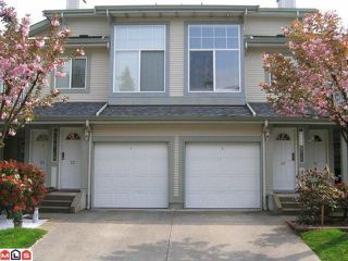 "Photo 10: 22 8892 208TH Street in Langley: Walnut Grove Townhouse for sale in ""Hunter's Run"" : MLS®# F1007789"