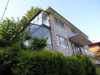 Photo 1: 7374 BARNET Road in Burnaby: Westridge BN House for sale (Burnaby North)  : MLS®# V819302