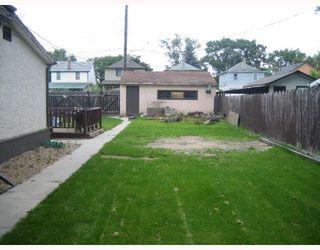 Photo 7: 245 SEMPLE Avenue in WINNIPEG: West Kildonan / Garden City Residential for sale (North West Winnipeg)  : MLS®# 2812978