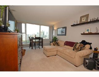 Photo 6: 1808 1008 CAMBIE Street in Vancouver: Downtown VW Condo for sale (Vancouver West)  : MLS®# V728052