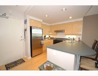 Photo 8: 1808 1008 CAMBIE Street in Vancouver: Downtown VW Condo for sale (Vancouver West)  : MLS®# V728052
