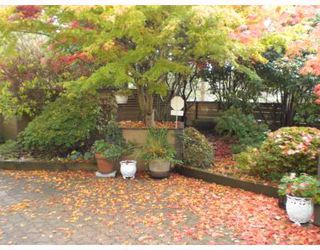 "Photo 10: 102 2140 BRIAR Avenue in Vancouver: Quilchena Condo for sale in ""ARBUTUS VILLAGE"" (Vancouver West)  : MLS®# V742490"