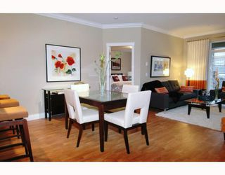 "Photo 4: 321 12258 224TH Street in Maple_Ridge: West Central Condo for sale in ""STONEGATE"" (Maple Ridge)  : MLS®# V760057"