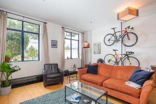"Photo 3: 209 2556 E HASTINGS Street in Vancouver: Renfrew VE Condo for sale in ""L'ATELIER"" (Vancouver East)  : MLS®# R2389141"