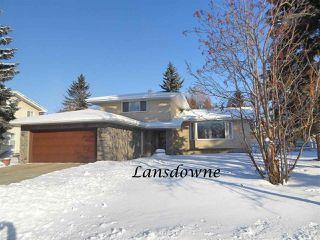 Main Photo: 5103 LANSDOWNE Drive in Edmonton: Zone 15 House for sale : MLS®# E4184357