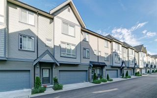 "Photo 1: 89 8138 204 Street in Langley: Willoughby Heights Townhouse for sale in ""Ashbury and Oak by Polygon"" : MLS®# R2434311"