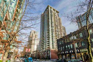 """Main Photo: 1507 928 HOMER Street in Vancouver: Yaletown Condo for sale in """"YALETOWN PARK 1"""" (Vancouver West)  : MLS®# R2530379"""