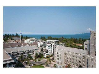 "Photo 7: 1103 5989 WALTER GAGE Road in Vancouver: University VW Condo for sale in ""CORUS"" (Vancouver West)  : MLS®# V813261"