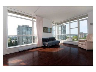 "Photo 3: 1103 5989 WALTER GAGE Road in Vancouver: University VW Condo for sale in ""CORUS"" (Vancouver West)  : MLS®# V813261"