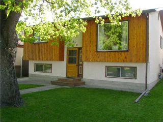 Photo 1: 372 Truro Street in WINNIPEG: St James Residential for sale (West Winnipeg)  : MLS®# 1008813
