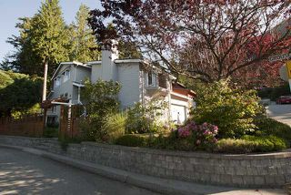 """Photo 1: 5615 HONEYSUCKLE Place in North Vancouver: Grouse Woods House for sale in """"Grouse Woods"""" : MLS®# V844305"""