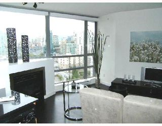 "Photo 6: 1605 501 PACIFIC Street in Vancouver: Downtown VW Condo for sale in ""THE 501"" (Vancouver West)  : MLS®# V730991"