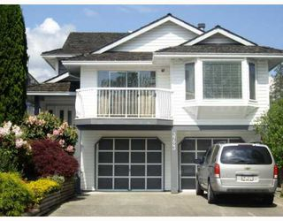 Photo 1: 3723 BRACEWELL Court in Port_Coquitlam: Oxford Heights House for sale (Port Coquitlam)  : MLS®# V754298