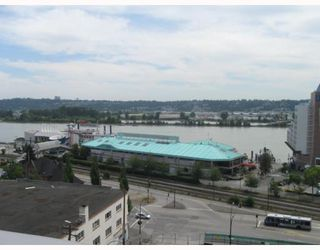 """Photo 5: 1203 892 CARNARVON Street in New_Westminster: Downtown NW Condo for sale in """"AZURA II"""" (New Westminster)  : MLS®# V775011"""