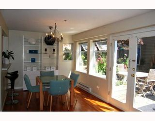 Photo 7: 101 146 W 13TH Avenue in Vancouver: Mount Pleasant VW Townhouse for sale (Vancouver West)  : MLS®# V775741