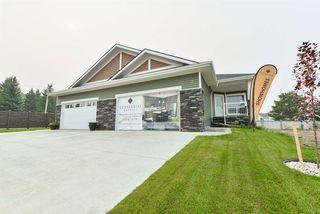 Main Photo: 3 1005 Calahoo Road: Spruce Grove House Half Duplex for sale : MLS®# E4167893