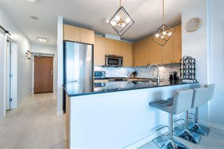 "Photo 5: 2105 110 BREW Street in Port Moody: Port Moody Centre Condo for sale in ""ARIA"" : MLS®# R2395644"