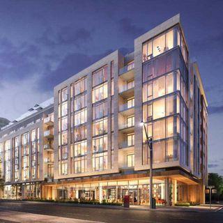 Main Photo: 409 6 Jackes Avenue in Toronto: Rosedale-Moore Park Condo for lease (Toronto C09)  : MLS®# C4652616